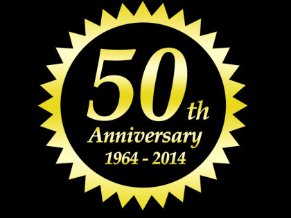 We're Celebrating 50 Years!