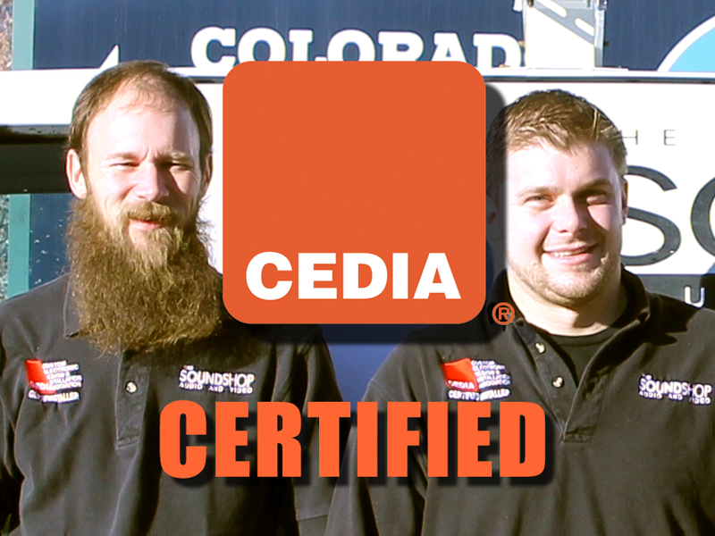 What Cedia Means For You The Sound Shop
