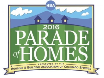 Parade of Homes 2016