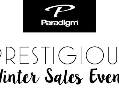 Prestigious Winter Sales Event