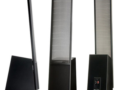 New Martin Logan ElectroMotion Series