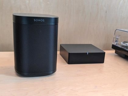 New from Sonos: Port and One SL