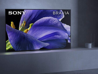 Sony Master Series A9G OLED
